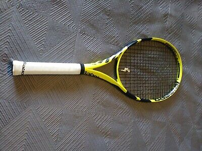 Babolat Pure Aero 2019 Model 4 3/8 Grip Very Gently Used!