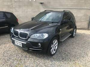 2009 BMW X5 xDRIVE 30d EXECUTIVE Automatic SUV Rosewater Port Adelaide Area Preview
