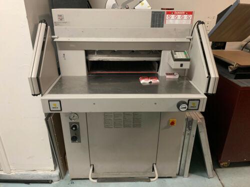 Triumph 5551-06 EP Paper Automatic Paper Cutter