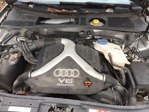 Audi B5 S4 / C5 A6 and Allroad 2.7T engine
