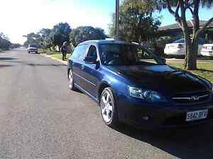 2004 SUBARU LIBERTY GEN 4 WAGON MANUAL Seaford Morphett Vale Area Preview