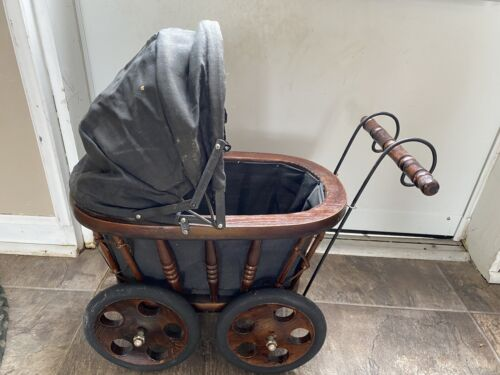 Antique Baby Carriage Buggy - $25.00