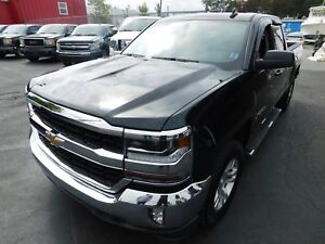 2016 Chevrolet Silverado True North Edition