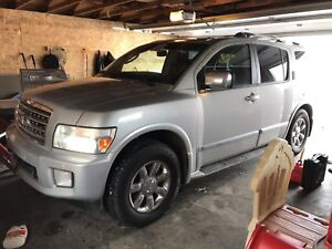 2009 Infiniti QX56 Fully Loaded Great Condition