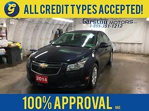 2014 Chevrolet Cruze 1LT*KEYLESS ENTRY*CRUISE CONTROL*ON STAR PH