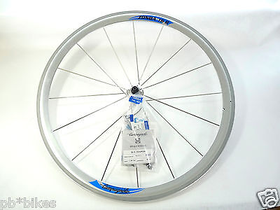 - Campagnolo wheel Zonda 8 speed rear 700c Clincher 16 spoke Vintage Bicycle NOS