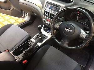 2007 Subaru Impreza Hatchback Lancefield Macedon Ranges Preview
