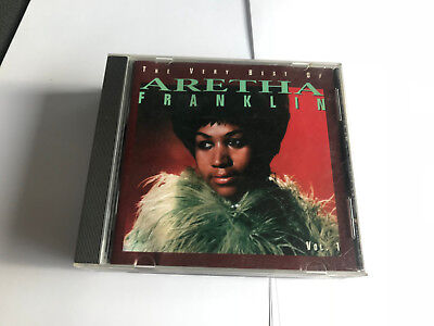 Aretha Franklin -The Very Best Of Aretha Franklin 081227159825 (Aretha Franklin Best Vocals)