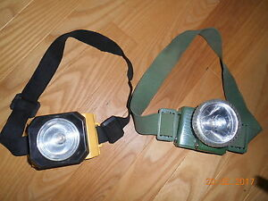FLASHLIGHTS WITH STRAP (FOR HEAD)