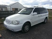 2003 Kia Carnival Wagon may swap Googong Queanbeyan Area Preview