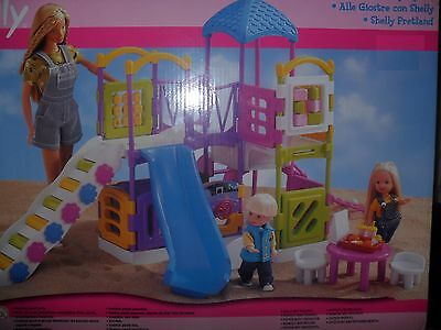 Playset de Barbie Shelly Playland Pretland Juegos de Playa