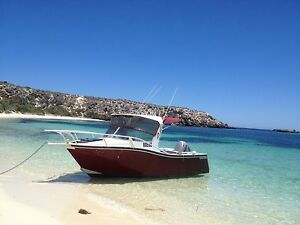 Great aluminum boat for sale! Reliable, comfortable, functional. Fremantle Fremantle Area Preview