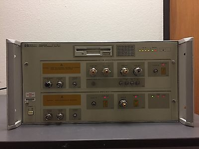 Agilent/HP 70843A, w/UHF 0.1 to 12.5GHz Error Performance Analyzer