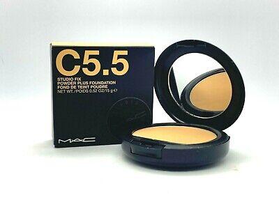 Mac Studio Fix Powder Plus Foundation ~ C5.5 ~ .52 oz BNIB for sale  Shipping to India