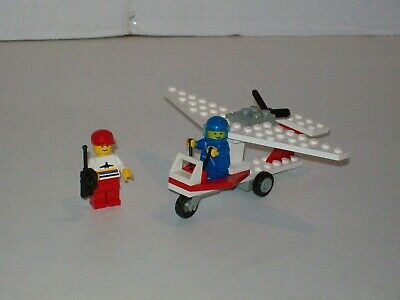 Lego 6529 Classic Town ULTRA LIGHT I Plane Complete NO Instructions, used for sale  Shipping to Canada