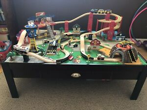 KidKraft Train Table - $140