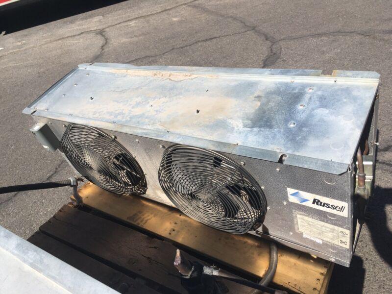 Russel Walk In Cooler 2 Fan Unit Evaporator ...Works