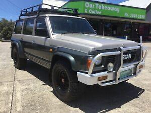 1992 Nissan Patrol Ti (4x4)