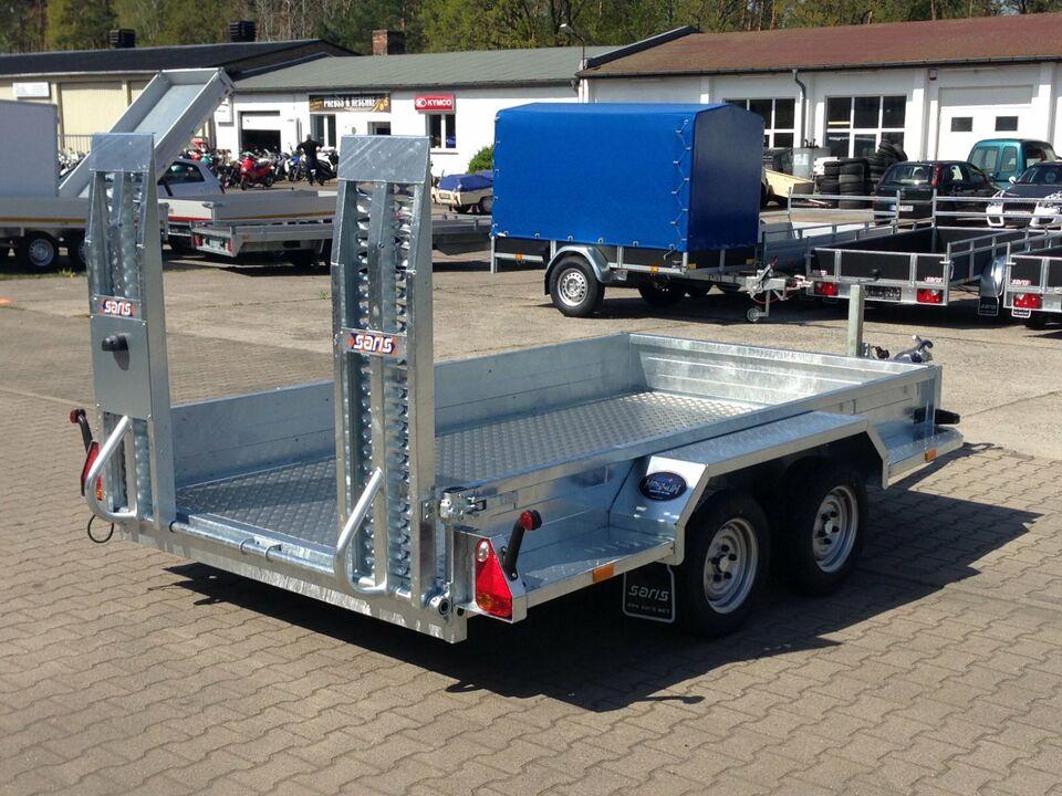 ⭐️ Saris Magnum Explorer 300 3000kg 306x168x30cm Baumaschinen in Schöneiche bei Berlin