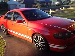 Xr6 turbo Sussex Inlet Shoalhaven Area Preview