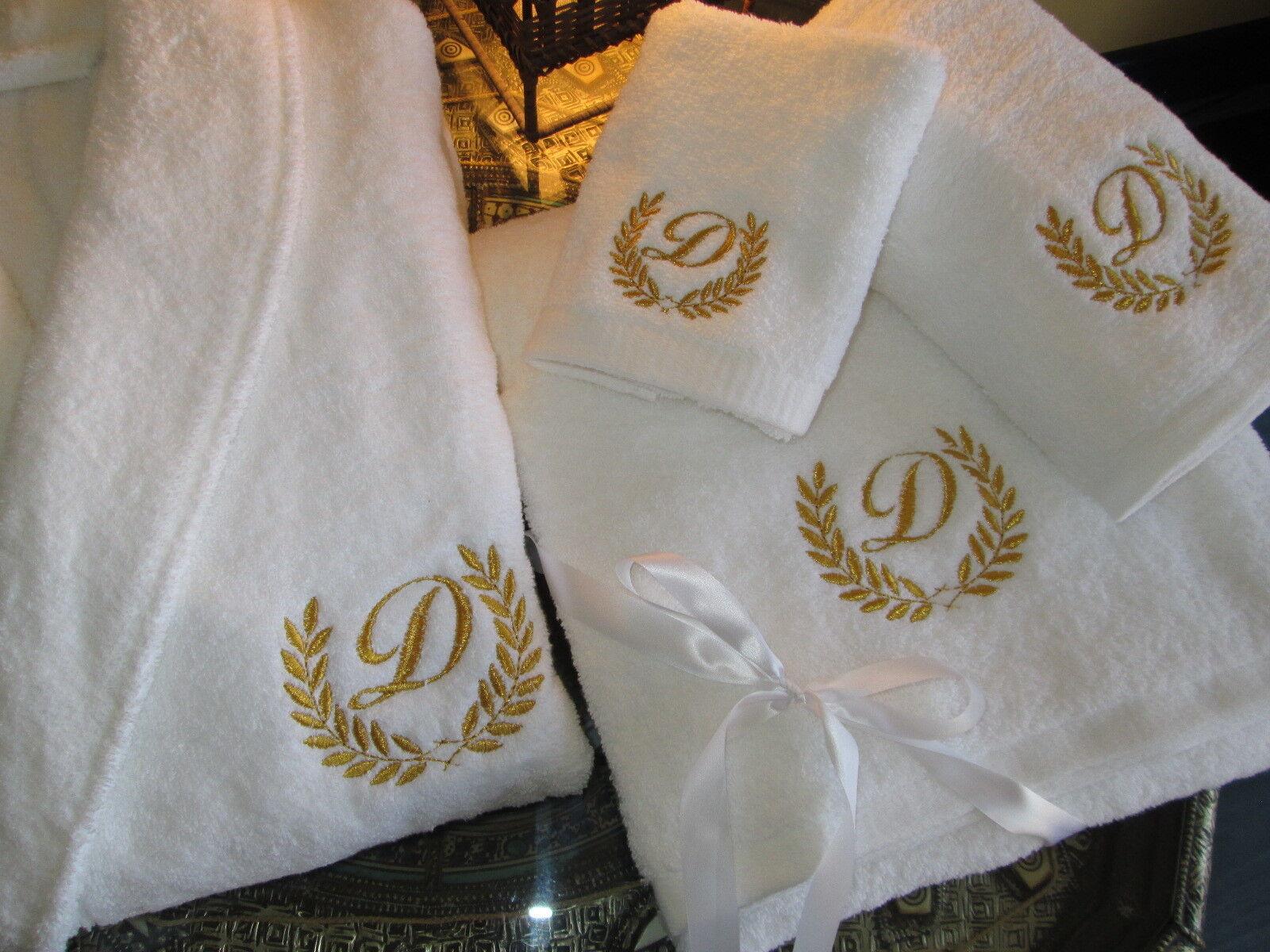 974e86fb89b3 Details about 5  Hotel Edition White Set Bathrobe