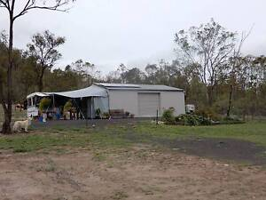 Perfect lifestyle block/Weekender for living off the grid. Gayndah North Burnett Area Preview