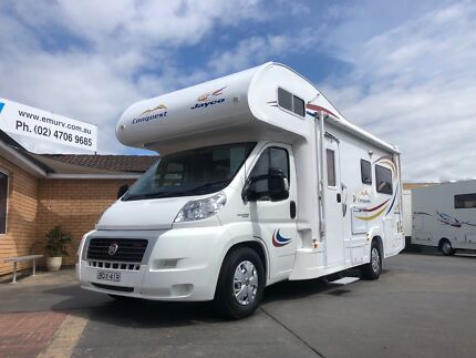 JAYCO CONQUEST Motorhome - Automatic Only 52,500 Kms. Penrith Penrith Area Preview