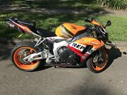 Honda repsol 1000cc Marsfield Ryde Area Preview