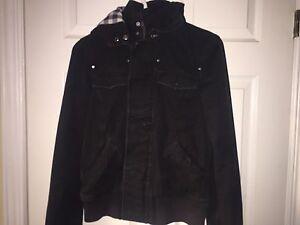 TNA/ Aritzia size small black jacket Cambridge Kitchener Area image 1