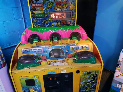 Arcade Rescue the guppy game