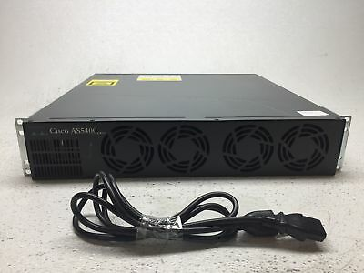 Cisco AS5400 Series Universal Gateway w/ 6x NP108 & 1x CT3 Card Module - TESTED