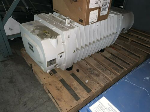 Leybold RUVAC WH 7000 155160 Roots Pump Booster Blower Oerlikon