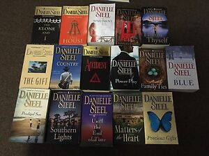 Danielle Steel books