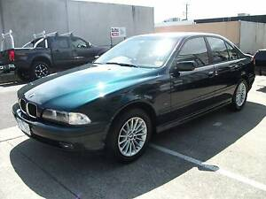 1999 BMW 5 Sedan Ringwood Maroondah Area Preview