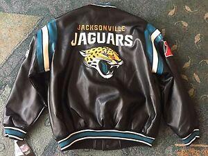 NFL Jacksonville Jaguars Jacket Heathridge Joondalup Area Preview