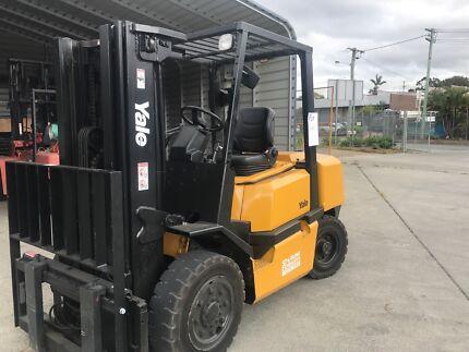 4 tone Diesel forklift