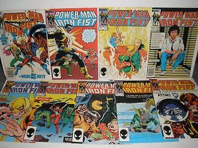 Power Man & Iron Fist # 111 112 113 114 115 116 117-119 High Grade Run 7.0-8.5