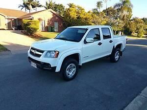 **2010 Holden Colorado** AUTO - DUAL CAB - REGO - RWC - LOW KS Labrador Gold Coast City Preview