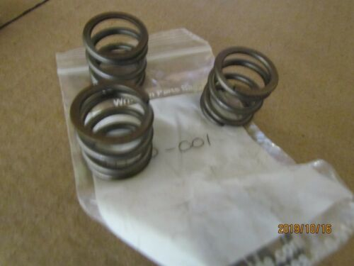 Gresen/Parker hydraulic valve spool centering springs inner and outer