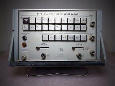 Tektronix Type 184 Time-mark Generator