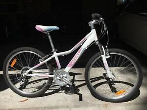 Girls mountain bike MTB - Giant Areva Jr 24inch