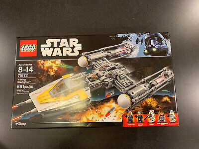 LEGO Star Wars Y-Wing Starfighter - 75172 (RETIRED)
