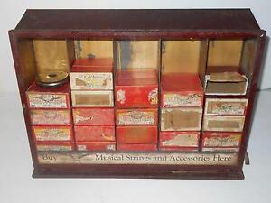 Antique Display Case eBay