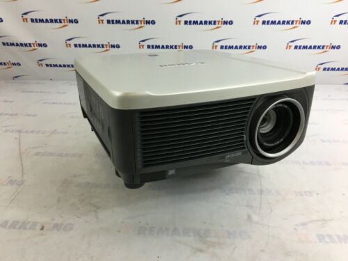 Canon REALiS WUX5000 LCoS Projector : 792 Lamp Hours  (NO REMOTE)