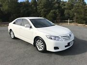 2010 TOYOTA CAMRY ALTISE AUTOMATIC  Hobart CBD Hobart City Preview