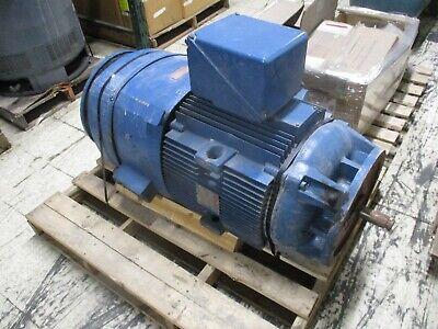 Ge Vertical Mount Ac Motor 5k405fp6417 100hp 1800rpm L405vp16 Frame 460v Used