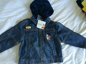 Size 2 pooh bear jacket Launceston Launceston Area Preview
