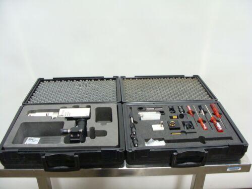 Polytec OFV 074 Microscope Adapter + OFV 071 Micro Scanning Laser Vibrometer
