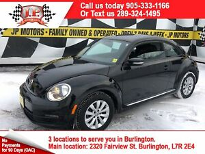 2014 Volkswagen Beetle Coupe Comfortline, Auto, Heated Seats, Di