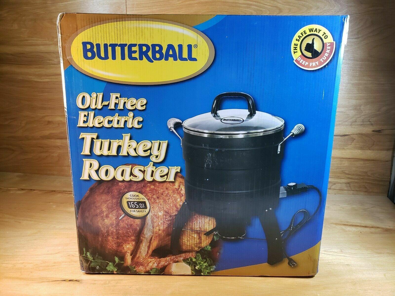 Masterbuilt Butterball Oil-Free Electric Turkey Roaster Frye